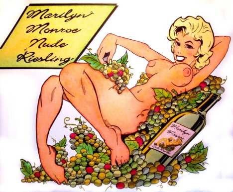 marilyn_monroe_nude_riesling_wine_label_by_water_illustrator-d4zf4zl